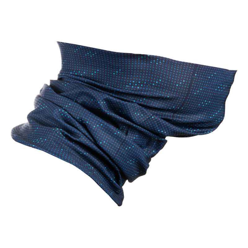 Cycling Neck Warmer RoadR 100 - Navy Blue