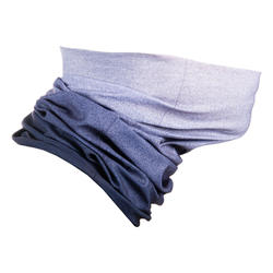 Cycling Neck Warmer RoadR 100 - Blue/Grey