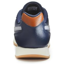 Herensneakers voor sportief wandelen Royal Glide blauw