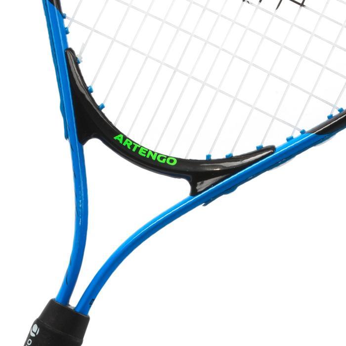TR130 23 Girls' Tennis Racket - White/Pink - 175069
