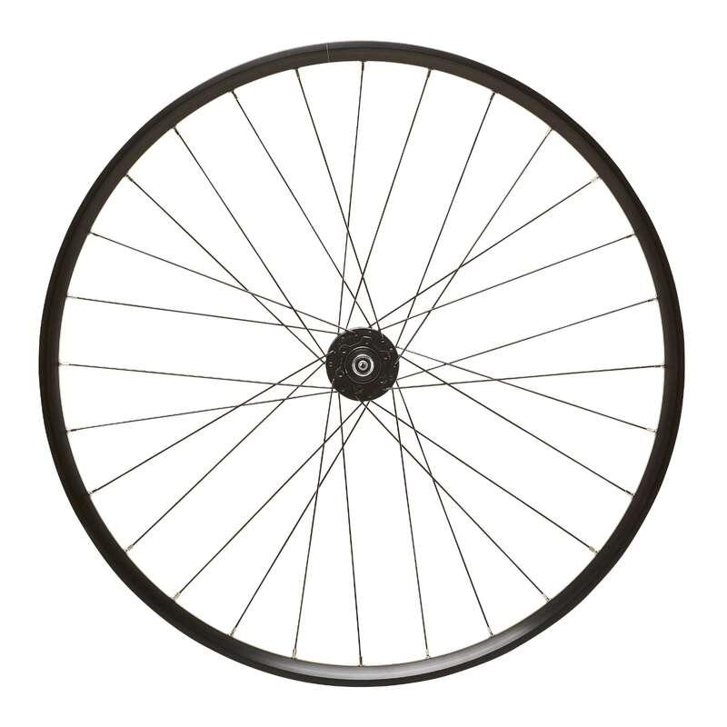 HJUL, LANDSVÄG Cykelsport - Framhjul 650 WORKSHOP - Hjul och Hjultillbehör