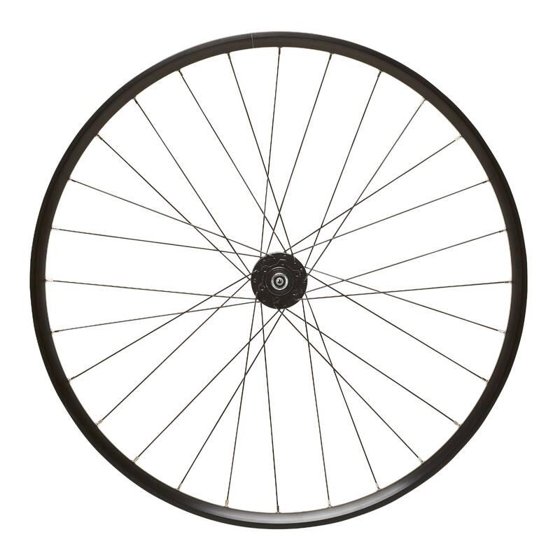 SILNIČNÍ KOLA Cyklistika - PŘEDNÍ KOLO 650 WORKSHOP - Náhradní díly a údržba kola
