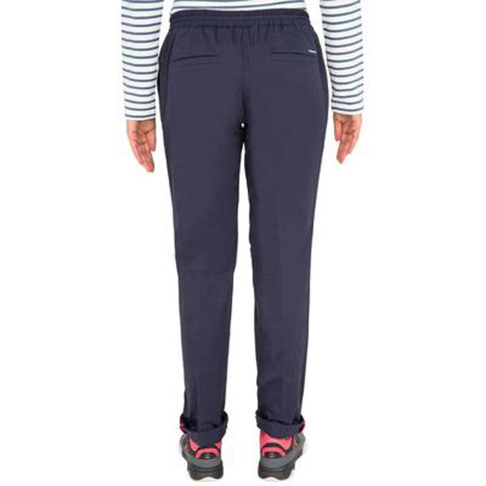Sailing 100 Women's Rugged Sailing Trousers - Navy