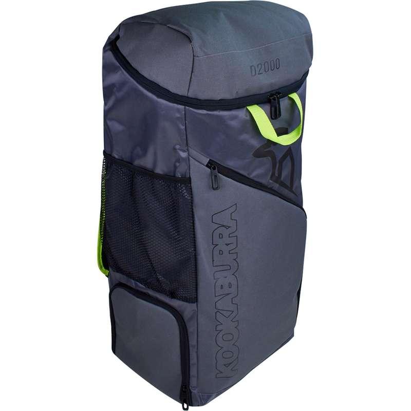 LEATHER BALL BEGINNER BAGS JR Bags - Kookaburra D2000 Duffle Bag KOOKABURRA - Bags