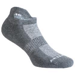 Low Tennis Socks RS 500 Tri-Pack - Grey