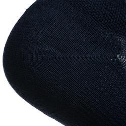 3雙入低筒網球運動襪RS 160-海軍藍