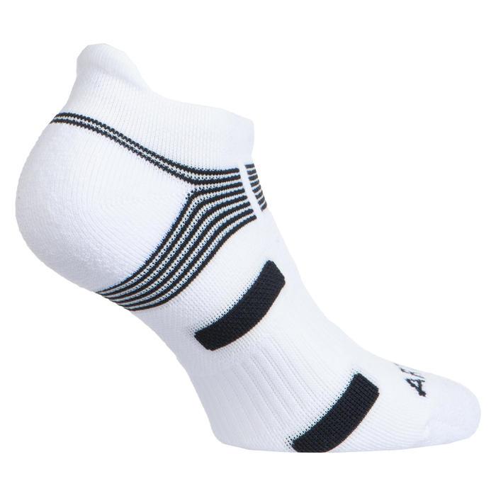 Tennissokken RS 560 low wit/zwart 3 paar
