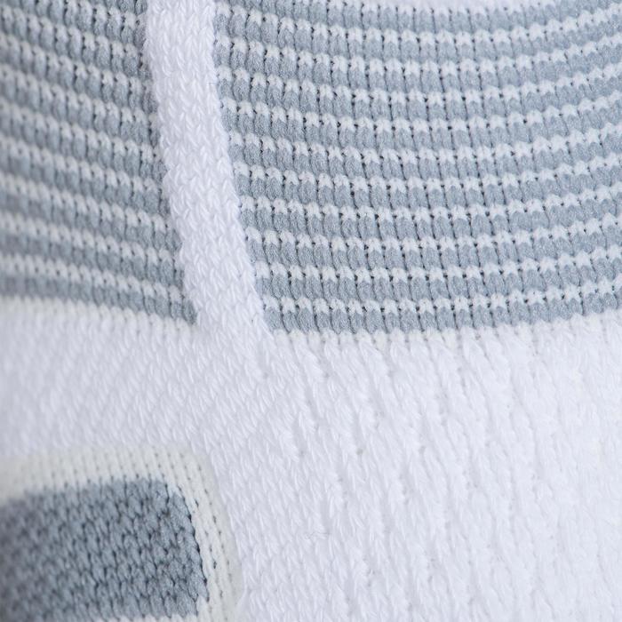 3雙入高筒網球運動襪RS 560-灰白配色