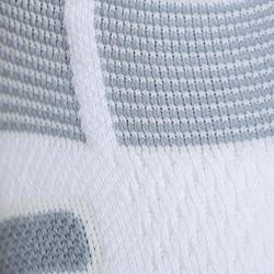 High Tennis Socks RS 560 Tri-Pack - White/Grey