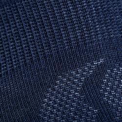 3雙入中筒運動襪RS 160- 海軍藍/松綠色