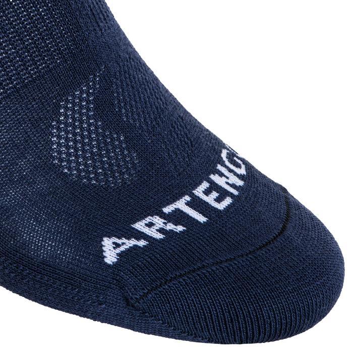 Mid-High Tennis Socks RS 160 Tri-Pack - Navy/Pine/Blue