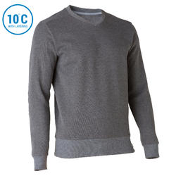 Men's Sweater NH150 - Grey
