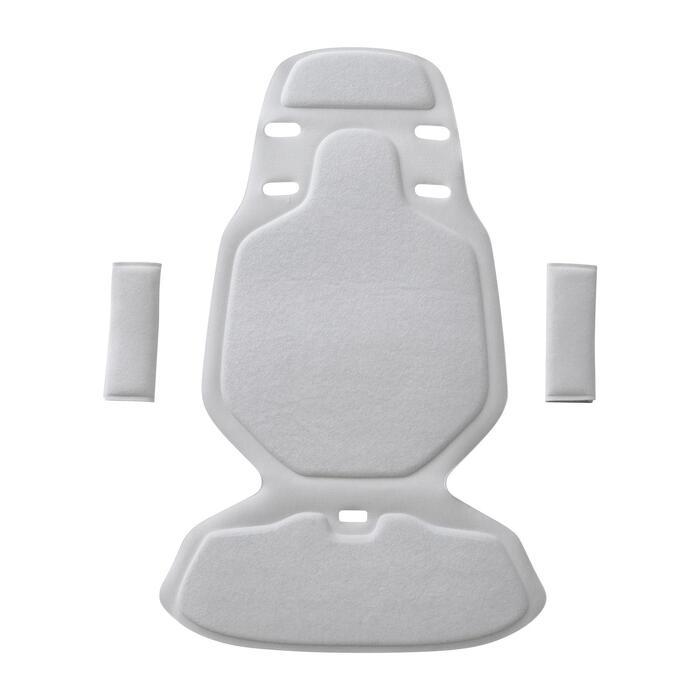 Coussin siège bébé 100 gris clair