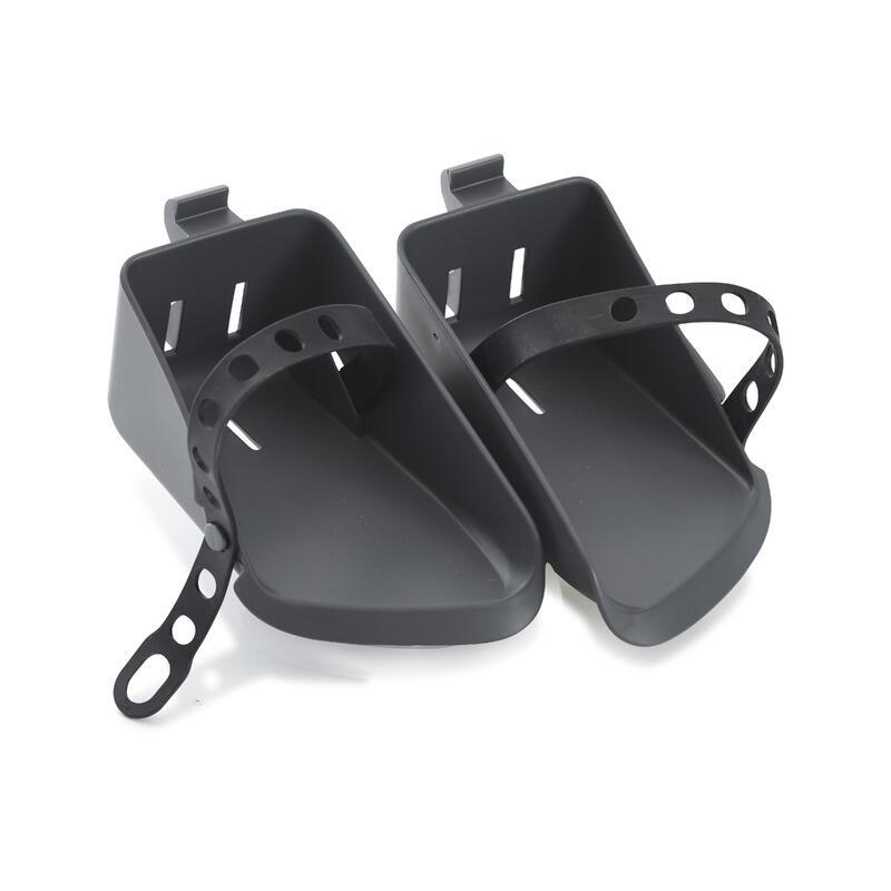 Footrest Baby B 100 Seat - Dark Grey