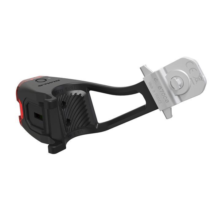 Fietsverlichting op led RL 520 achterlicht Lock USB