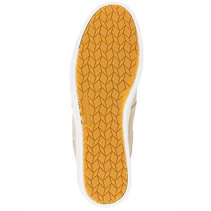 Antislip bootschoenen voor heren Sailing 300 beige