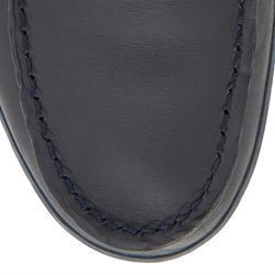 Antislip bootschoenen voor dames Sailing 500 marineblauw