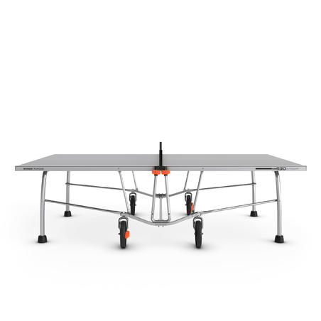 Outdoor Table Tennis Table PPT 530 - Grey