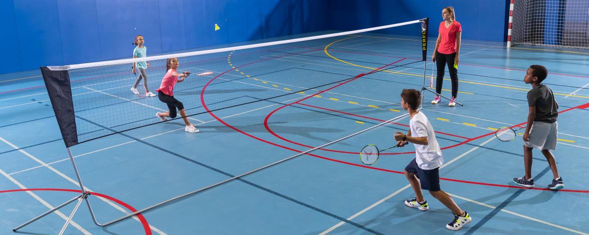 filet de badminton 6M10