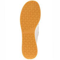 Bootschoenen voor dames Cruise 100 beige/koraal