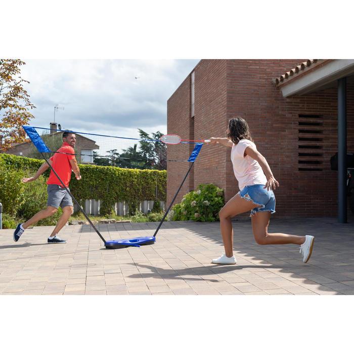 Filet de Badminton Easy Set 3 m - Bleu
