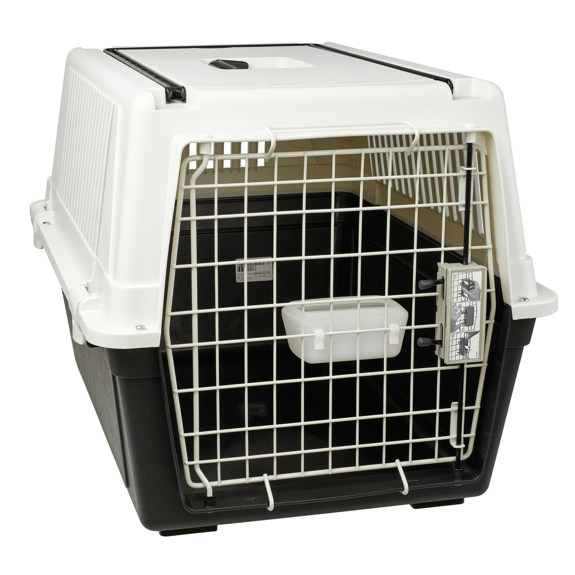 Cage de transport grand chien