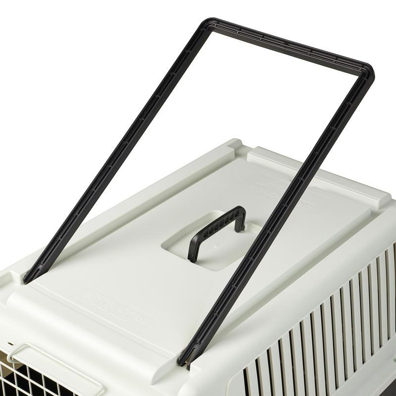 Caisse de transport pour 1 chien taille M 68x49x45,5cm - Norme IATA