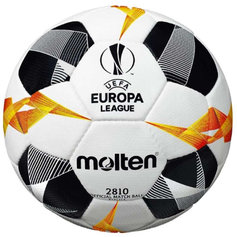 11 FOOTBALL BALLS Football - Molten UEFA Europa League Ball MOLTEN - Football