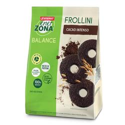 Frollini 40-30-30 100% vegetali Fondente intenso Vegan 250g Enerzona