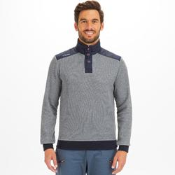 Pull marin homme SAILING 100 Gris