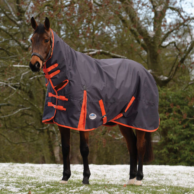 COLD WEATHER TURNOUT RUGS Horse Riding - WEATHERBEETA COMFITEC COMBO WEATHERBEETA - Saddlery and Tack