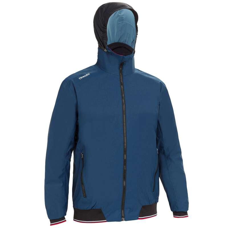 Мужские куртки для соревнований Яхтинг и парусный спорт - КУРТКА МУЖСКАЯ RACE 100 TRIBORD - Одежда