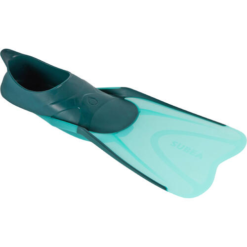 Palmes de snorkeling SNK 500 adulte turquoise