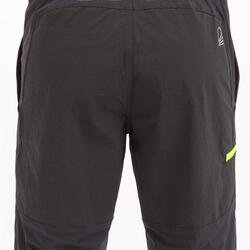 男款航海短褲Sailing 500-黑色