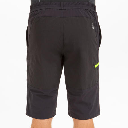 Men's Sailing 500 sailing shorts - black