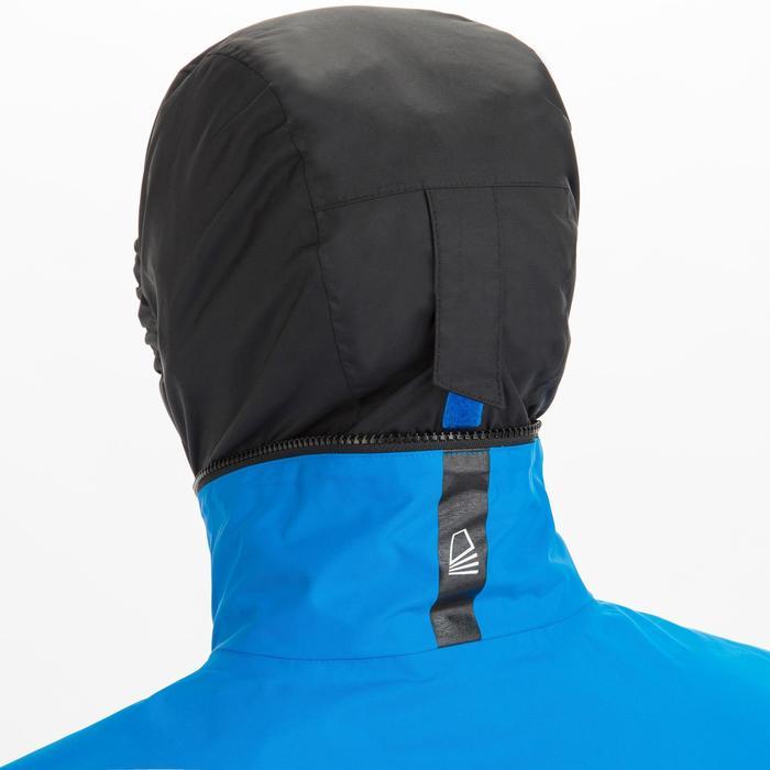 Blouson coupe vent imperméable de voile Sailing 100 Homme bleu vif