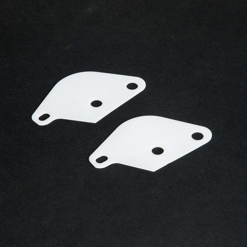 RESERVDELAR SPARKCYKEL Inline, Skate - TOWN 7 XL V2 plastplatta OXELO - Inline, Skate