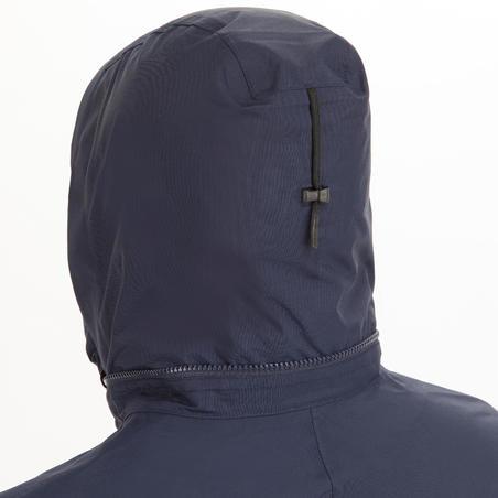 Men's sailing waterproof jacket SAILING 300 - Navy