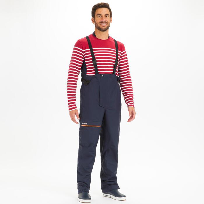 Zeilbroek heren Sailing 300 marineblauw