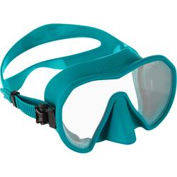 Máscara de mergulho Maxlux S Turquesa