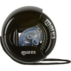 Opvouwbare duiksnorkel @ arobase Mares zwart
