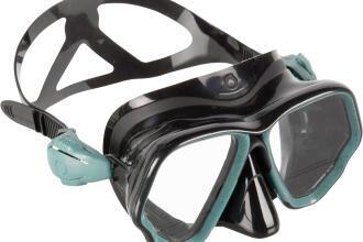 Masque SCD 500 BI Noir-Turq