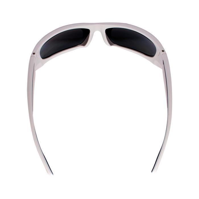 成人款偏光(濾鏡分類3)太陽眼鏡Sailing 500-白色(亞洲款)