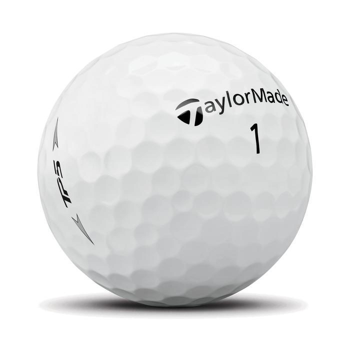 Golfballen TP5 x12 wit