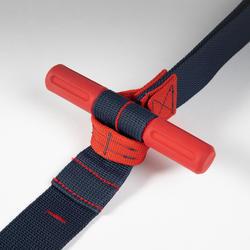 Suspension straps DST 100 blauw en rood