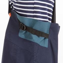 Waterdichte zeilbroek voor dames Sailing 300 marineblauw