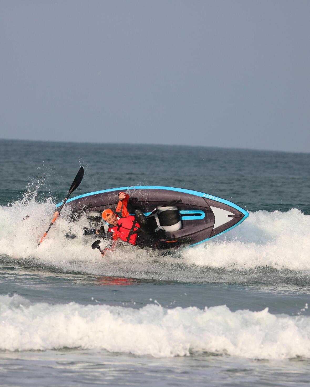 canoe kayak mer