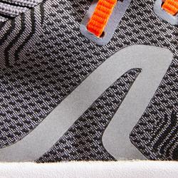 Chaussures de marche athlétique RW 900 Longue Distance grises et orange