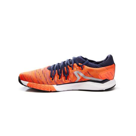 Tenis de marcha atlética RW 900 Race naranja