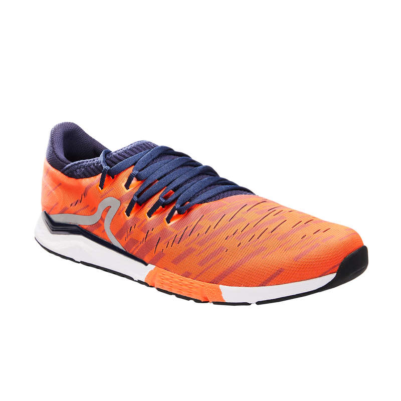 RACE WALKING SHOES Hiking - RW 900 Race - orange NEWFEEL - Outdoor Shoes